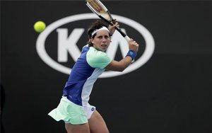 La tenista española CarlaSuárez.