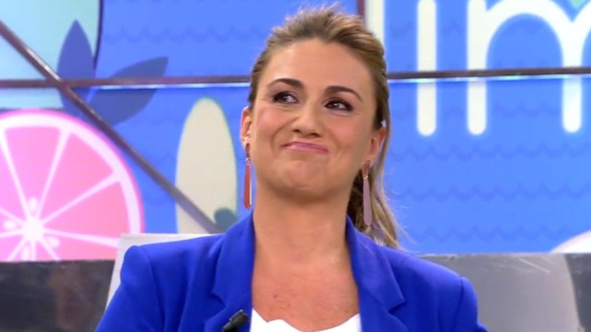 Explica el motivo de su ausencia en 'Sálvame — Carlota Corredera