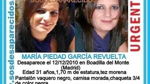 La baldosa de un Mercadona, clave para resolver la desaparición de una mujer hace siete años tras ver a su ex