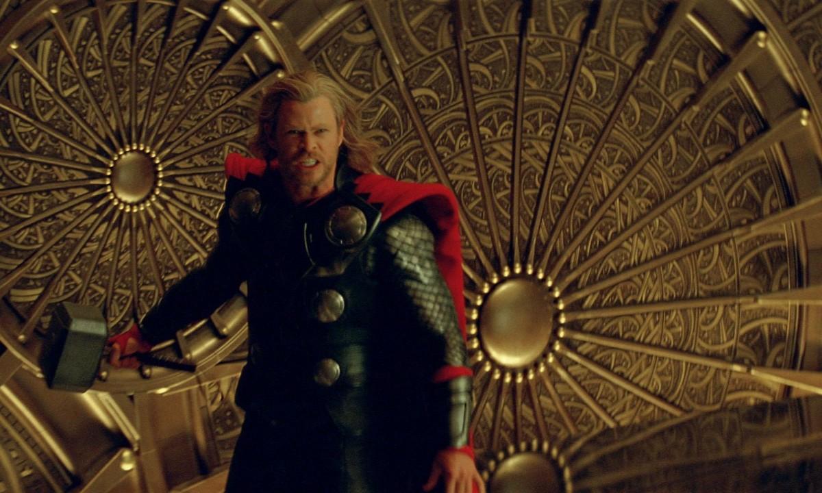 Chris Hemsworth, en 'Thor'