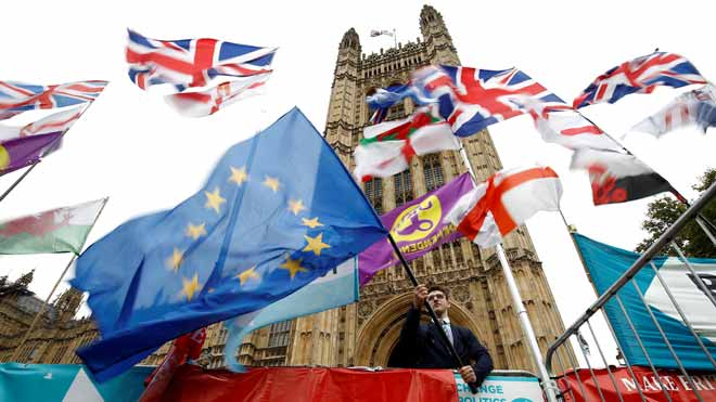 La UE concede a Reino Unido una nueva prórroga flexible.