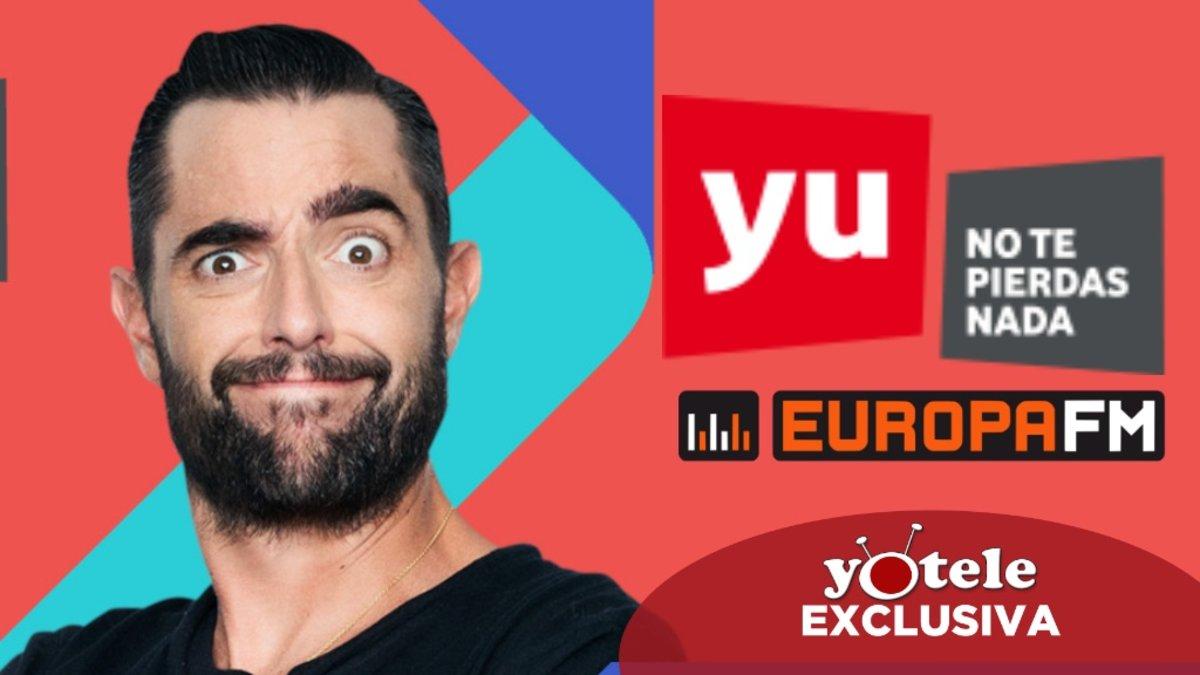 Dani Mateo, presentador de 'Yu: No te pierdas nada'.