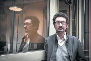 David Foenkinos, en Barcelona.