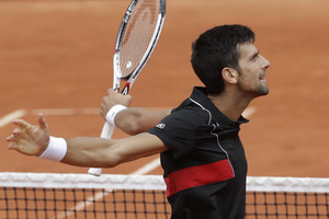 Bautista s'acomiada fent patir Djokovic