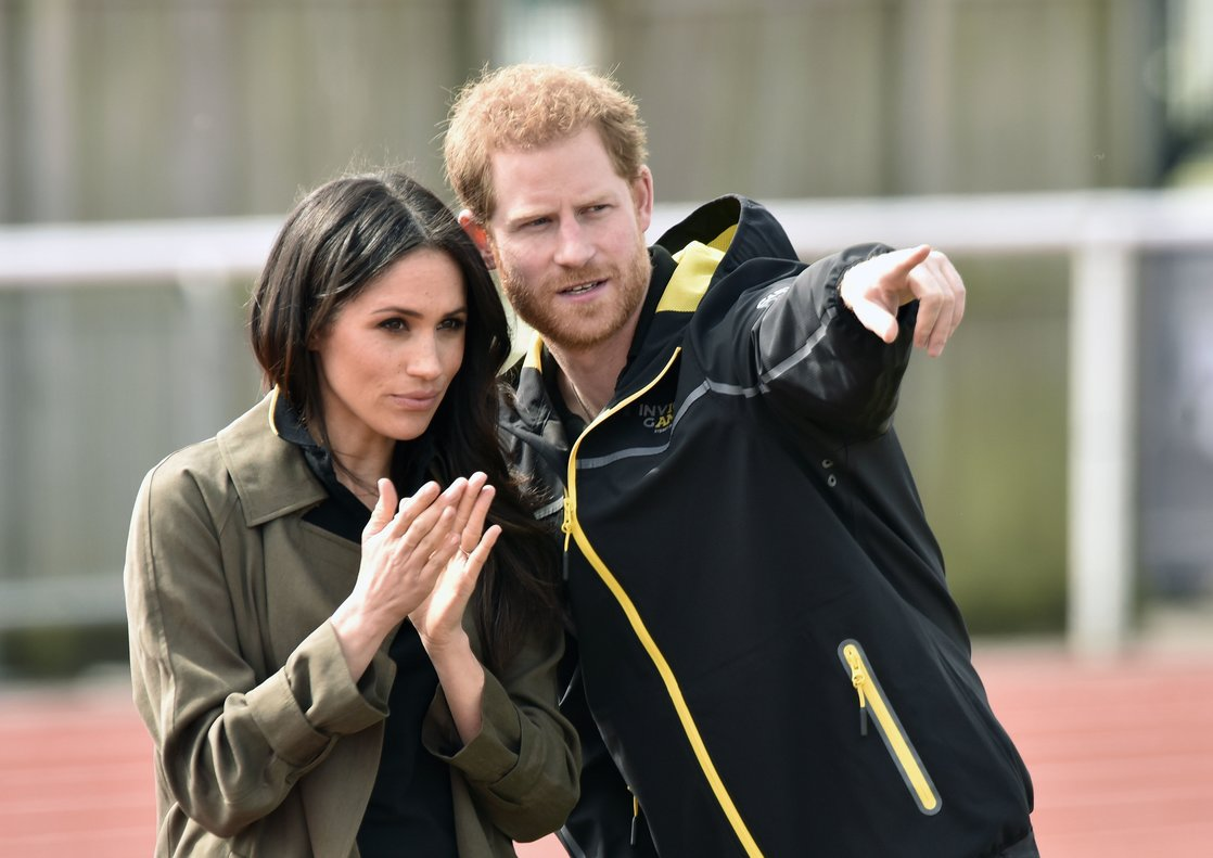 Bath (United Kingdom).- (FILE) - Britain's Prince Harry and Meghan Markle visit Bath University, in Bath, Britain, 06 April 2018 (reissued 10 January 2020). Britain's Prince Harry and his wife Meghan have announced in a statement on 08 January that they will step back as 'senior' royal family members and work to become financially independent. (Duque Duquesa Cambridge, Reino Unido) EFE/EPA/Neil Munns *** Local Caption *** 54245141