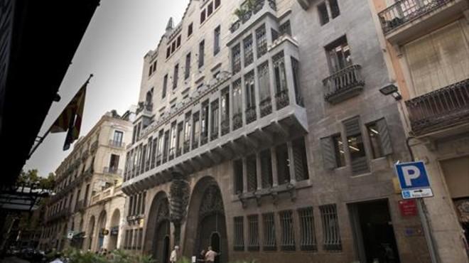 El hijo tímido de Gaudí