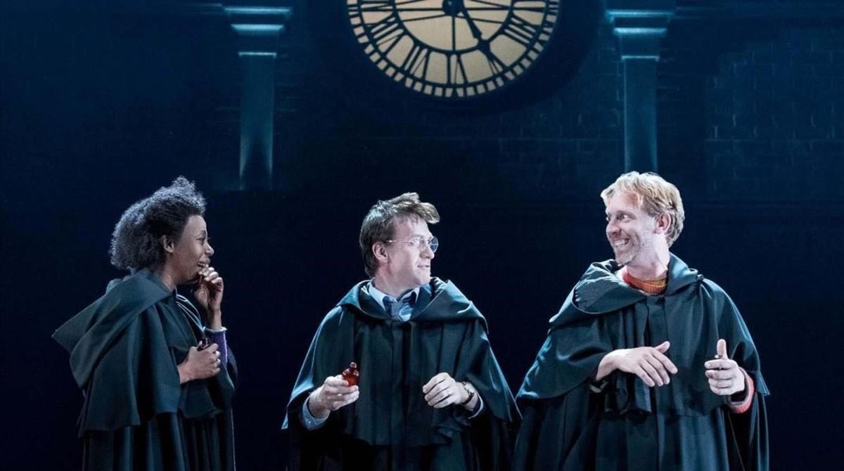 Harry Potter: màgia en escena