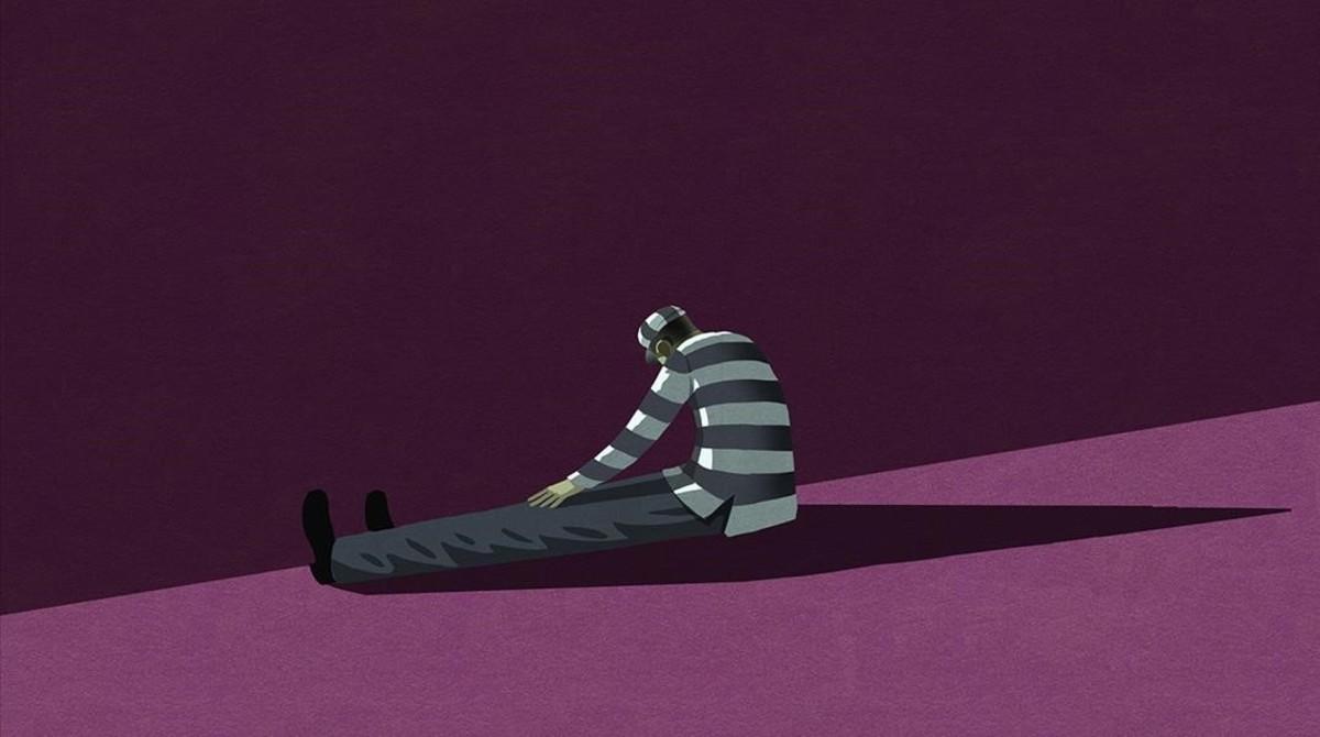 La soledat de la víctima