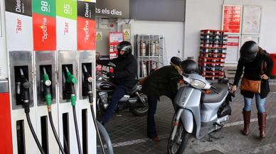 Las gasolinas suben con los Presupuestos en 9 autonomías
