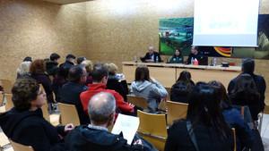 La presentaciódel documental a Gavà.