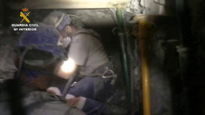 Vídeo | Así excavaron los mineros la galería para llegar hasta el niño Julen