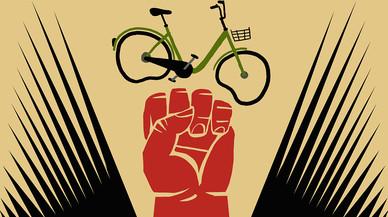Bicicletas y lucha de clases