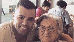 Muere Teresa Roldán, abuela de Fonsi Nieto y madre de Ángel Nieto, a los 102 años