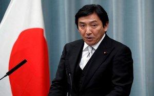 Isshu Sugawara, exministro de Economía, Comercio e Industria de Japón.