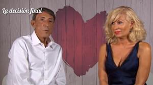 Joaquín i Gloria, la parella ideològicament impossible, a 'First dates', de Cuatro.