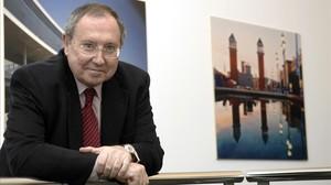 Josep Lluís Bonet, presidente de la Cámara de Comercio de España y de Freixenet.