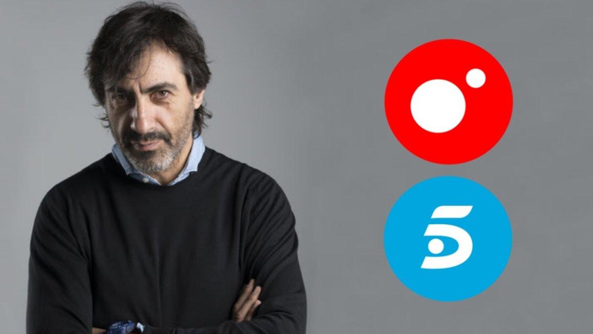 Juan de Val, nuevo fichaje de 'Cuatro al día', 'Ya es mediodía' y 'El programa de Ana Rosa'.