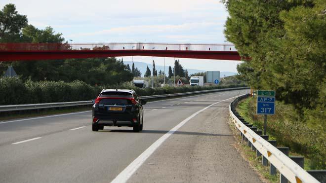 Dos atropellaments mortals a les carreteres catalanes dissabte a la matinada
