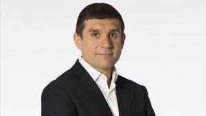 Lluís Bernabé, director de la FundacióLa Marató de TV-3.