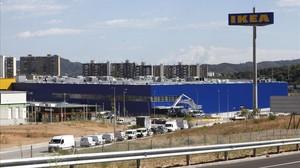 Centro de Ikea en Sabadell.