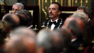 El presidente del tribunal del 'procés', Manuel Marchena