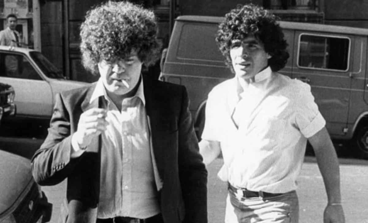 Cyterszpiler, el suicidio del 'hermano' de Maradona