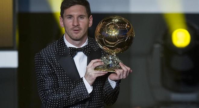 Messi, camino del quinto Balón de Oro