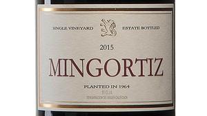 Mingortiz 2015, un vino delicioso y de buena guarda