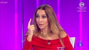 """Mónica Naranjo carga contra 'OT': """"Es un formato muy rancio"""""""