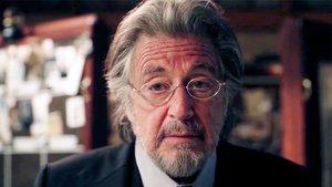 Al Pacino, en la serie 'Hunters'.