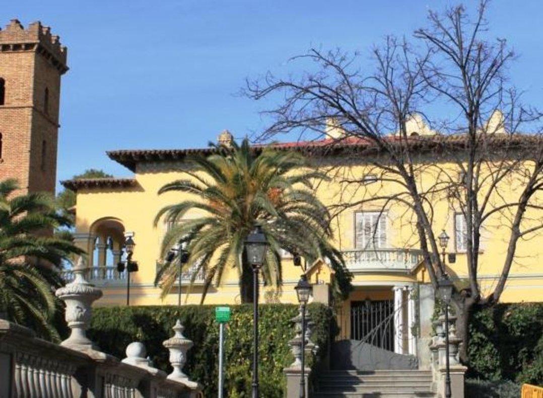 Palauet de Can Buxeres de L'Hospitalet.