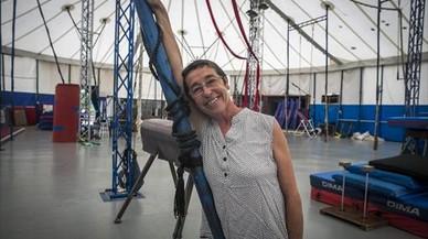 """Anne Morin, coreógrafa: """"Aquí no hablan por teléfono sino a gritos por el balcón"""""""