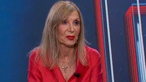 Pilar Eyre parla a TVE sobre «la segona dona» del rei emèrit: «¿Ens tancaran el programa?»