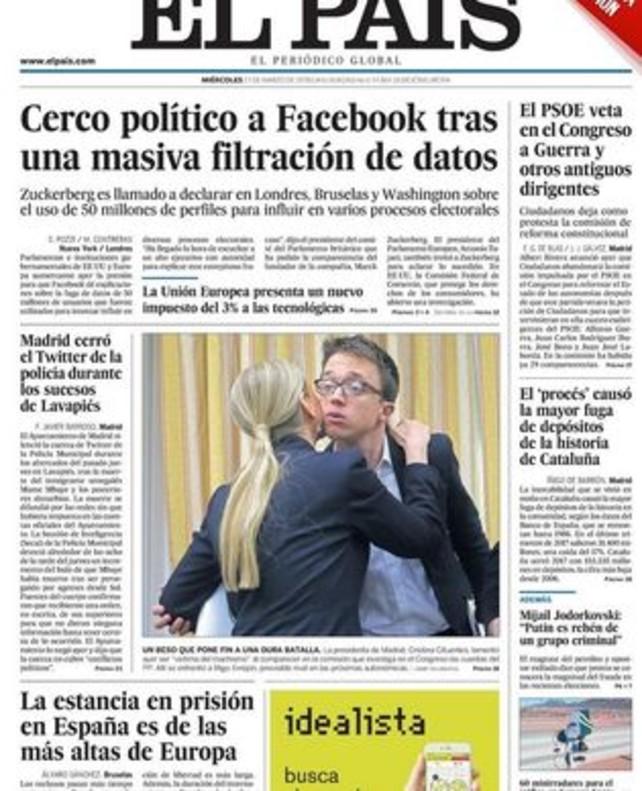 La orden del fiscal del reino de pedir la liberación de Forn escuece en Madrid