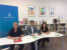 Presentación del curso escolar en Mataró.