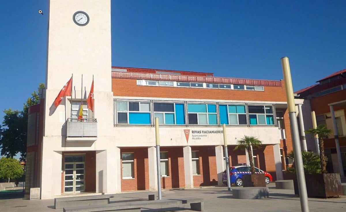 Imagen del Ayuntamiento de Rivas Vaciamadrid.
