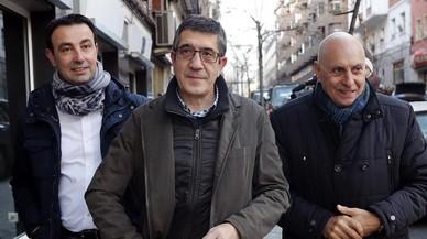 Tot segueix pendent al PSOE