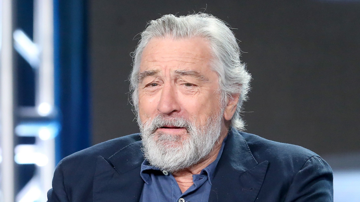 Robert De Niro, de una serie todavía sin título, cobrará 775.000 dólares por episodio.
