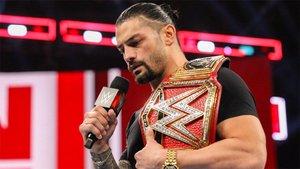 Roman Reigns, emocionado, explica entre lágrimas que deja la WWE para luchar contra la leucemia que padece.