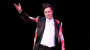 Rufus Wainwright, el passat 15 d'abril, en una actuació a Nova York.