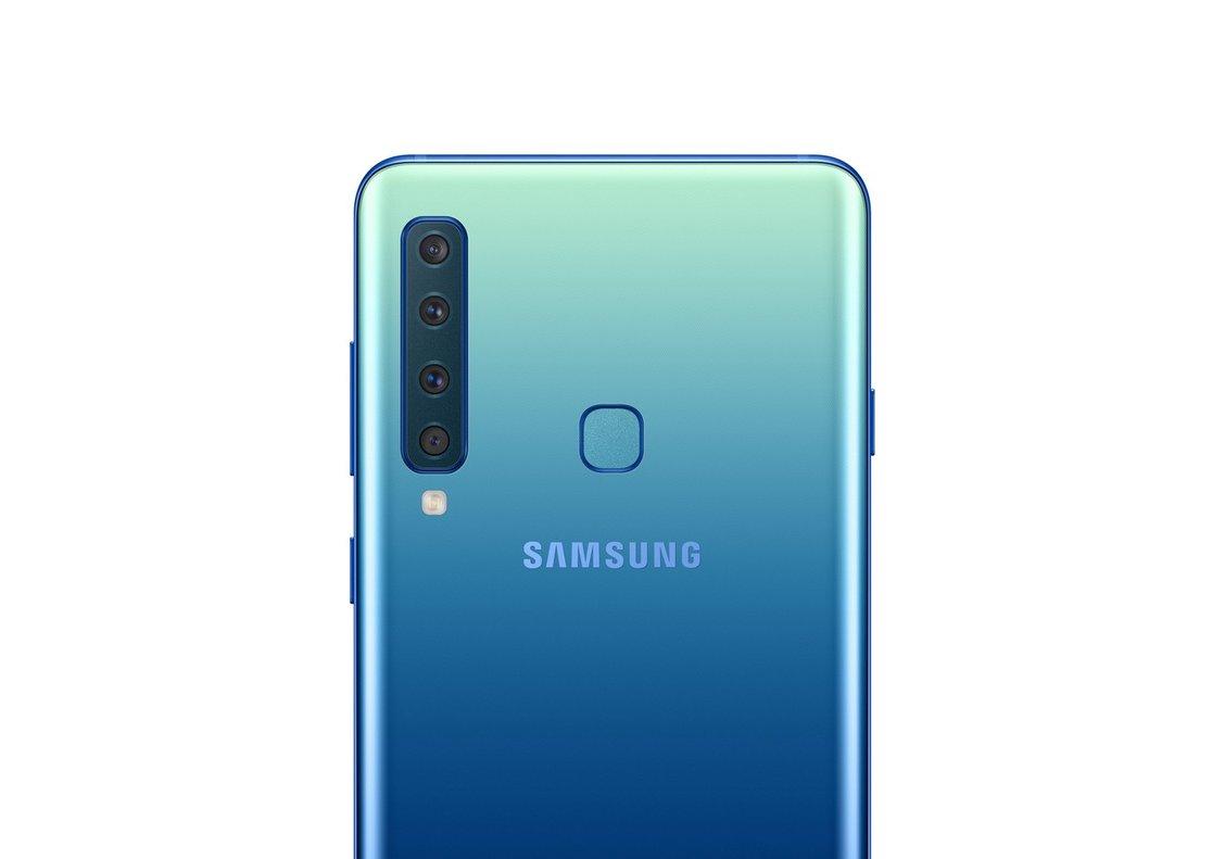 El Samsung Galaxy A9.