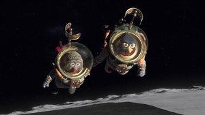 Fotograma de 'Solan & Erin. Misión a la Luna', uno de los filmes que participan en la sección competitiva.