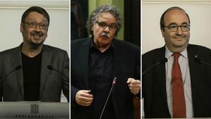 Tardà (ERC) advoca per establir ponts d'entesa amb el PSC i els comuns