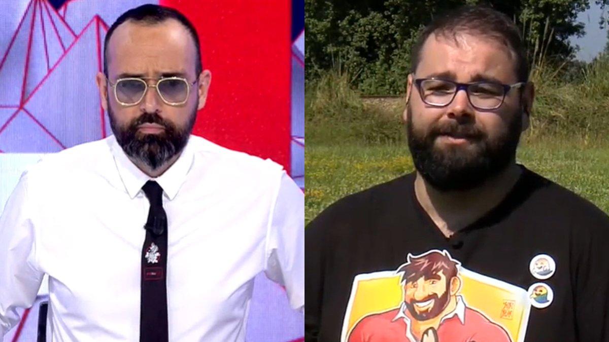 Risto parla amb l'home que es va abaixar els pantalons davant de Ciutadans: «La meva carrera política va de cul»