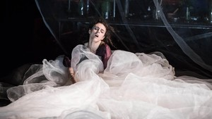 Escena de la obra de 'La Traviata'