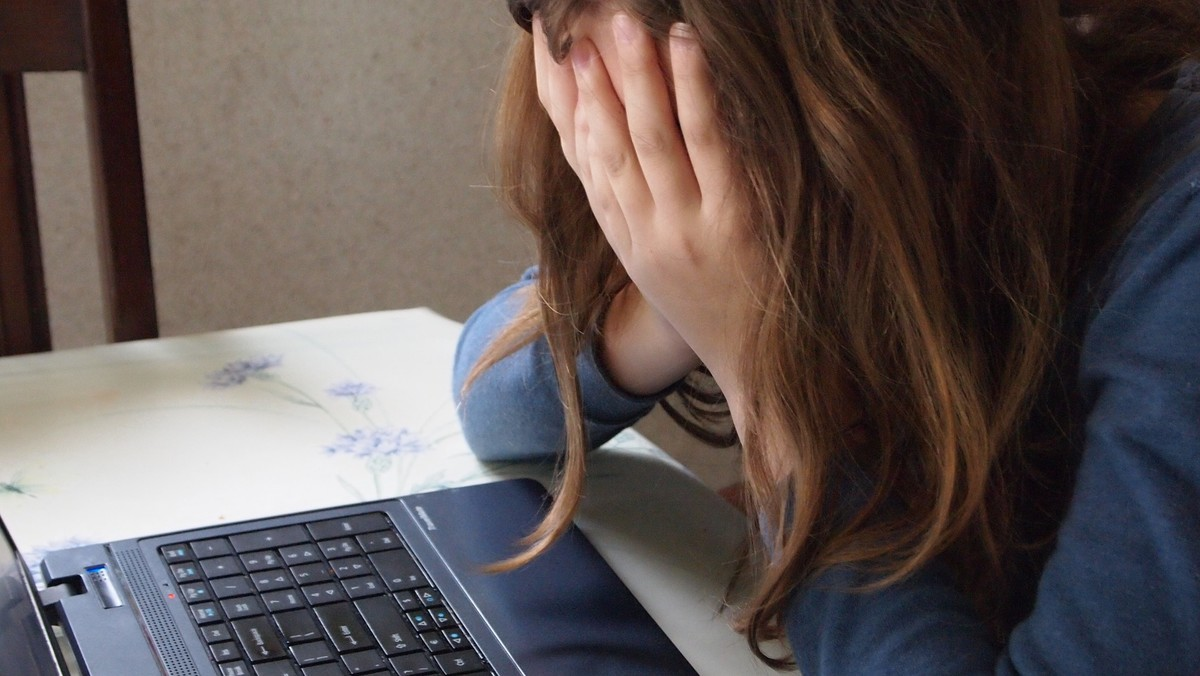 Una adolescente, en una foto de archivo.