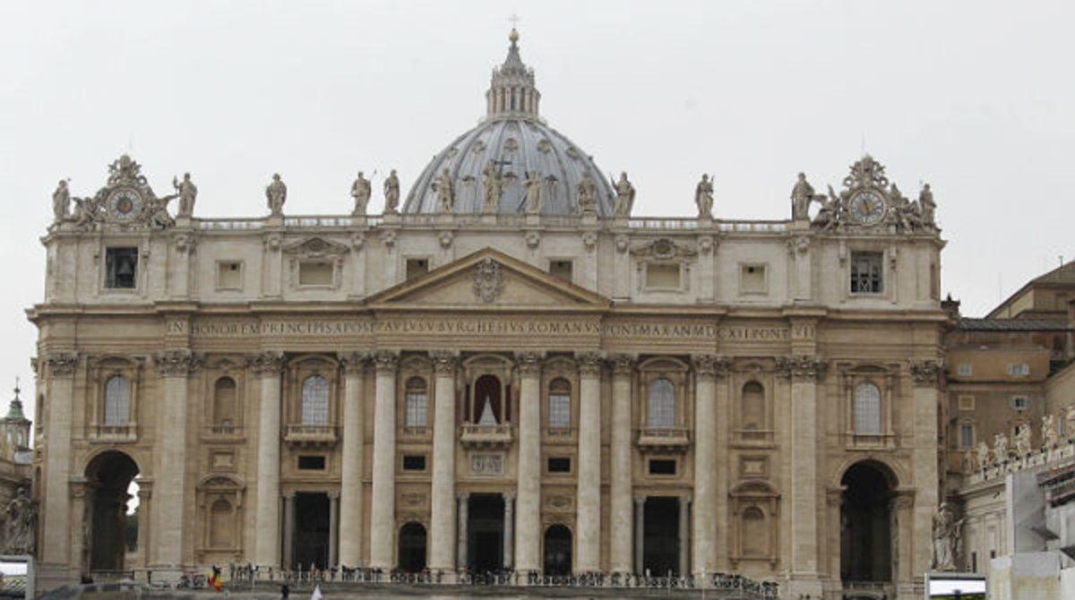 El Vaticano, en una foto de archivo.