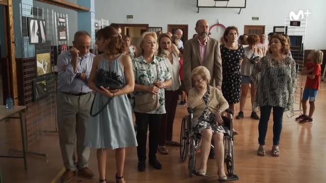 Vídeo exclusiu del rodatge de 'Vergüenza'.(MOVISTAR+)