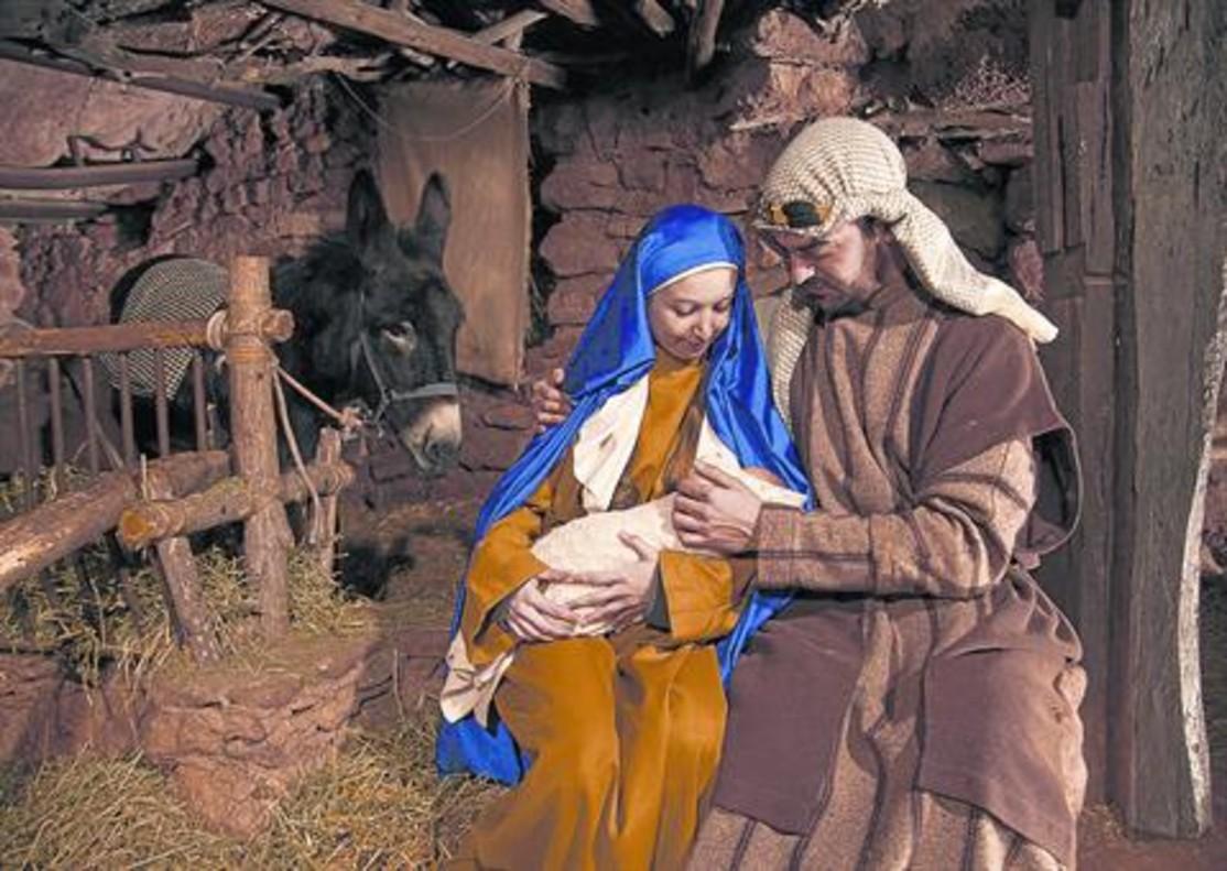 ¡Libertad para el Niño Jesús!