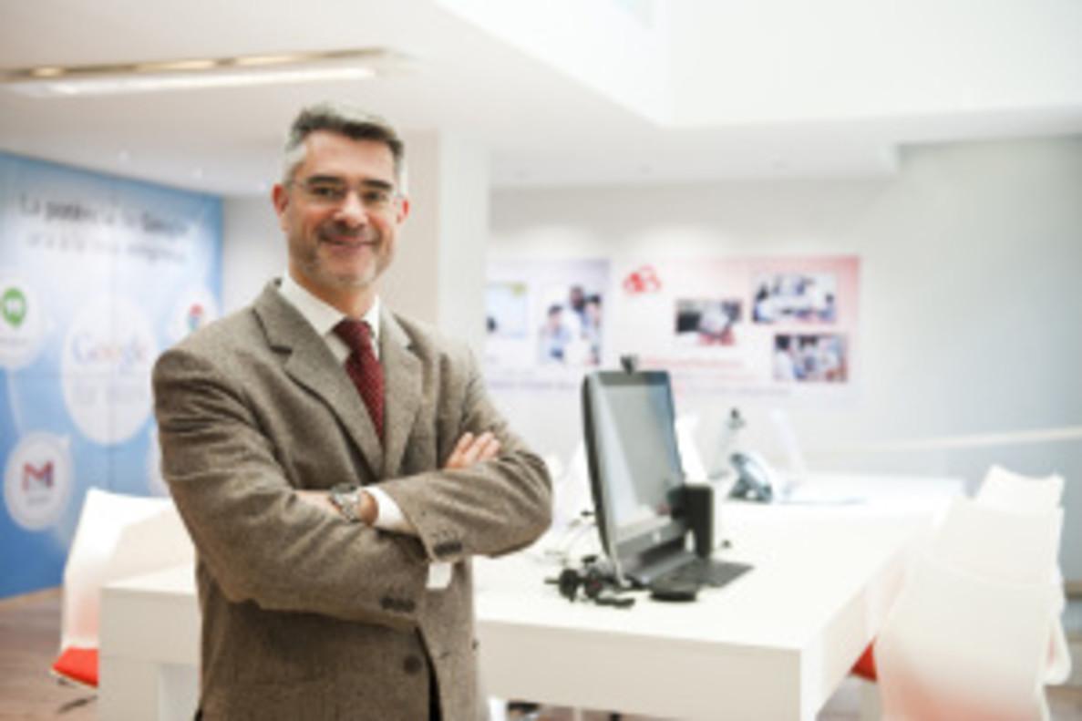 El consejero delegado de Voztelecom, Xavier Casajoana.